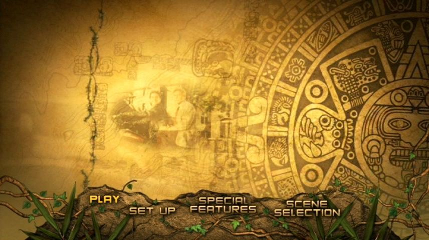 Indiana Jones And The Kingdom Of The Crystal Skull 2008 Dvd Menu