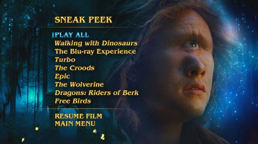 Percy Jackson Sea Of Monsters 2013 Dvd Menu