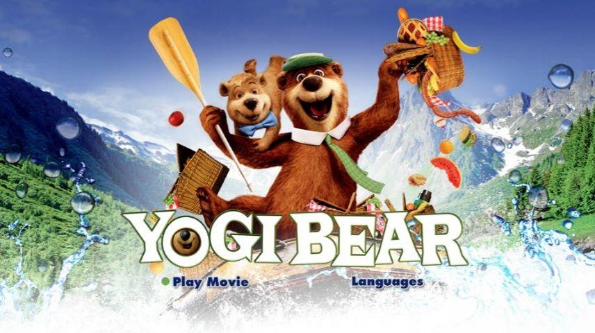 Yogi Bear 2010 Dvd Menu