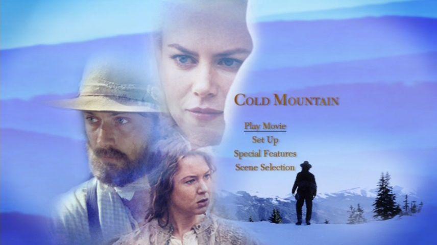 Cold Mountain 2003 Dvd Menu