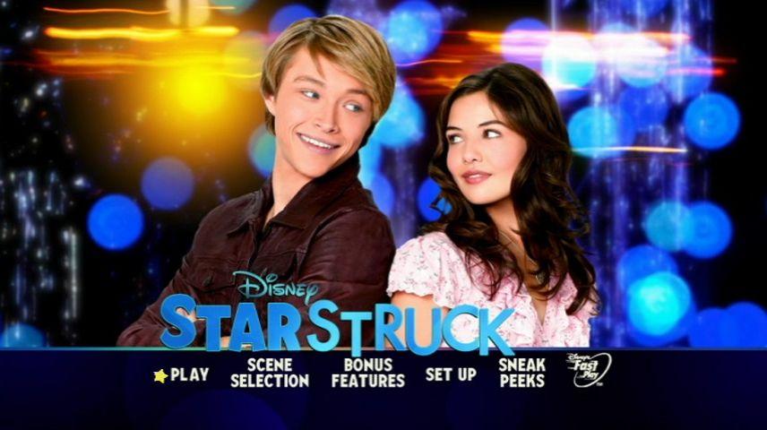 StarStruck (2010) - DVD Movie Menus