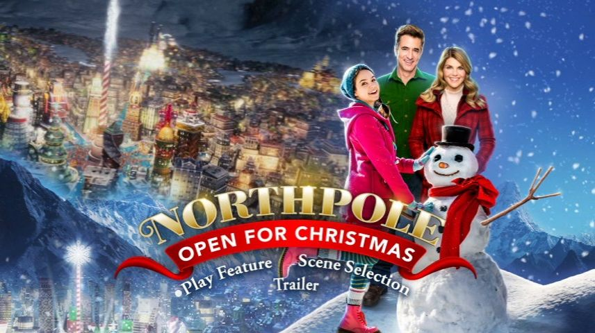 Northpole Open For Christmas.Northpole Open For Christmas 2015 Dvd Movie Menus