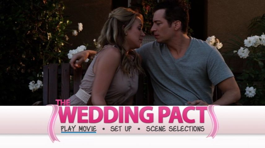 The Wedding Pact.The Wedding Pact 2014 Dvd Movie Menus