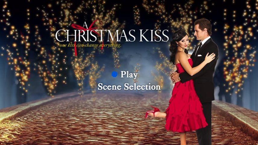 Christmas Kiss 3.A Christmas Kiss 2011 Dvd Movie Menus