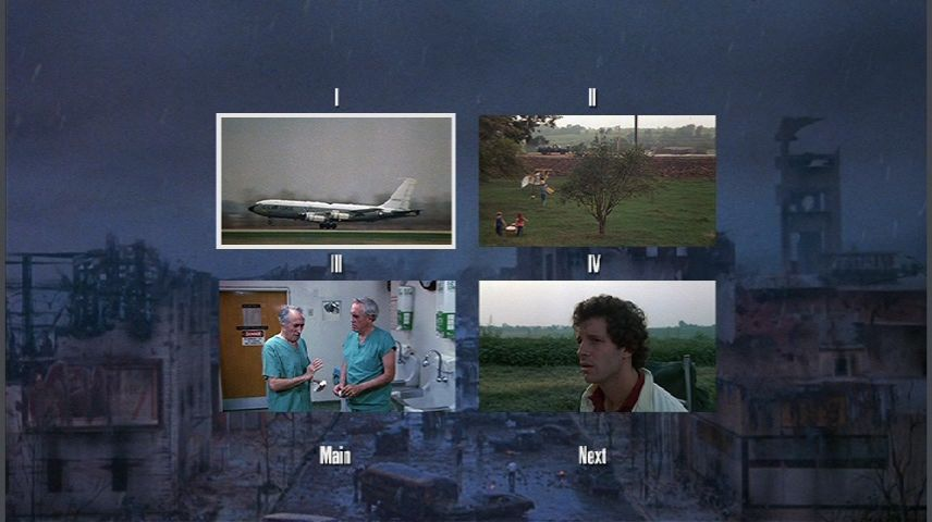 The Day After (1983) DVD Menu