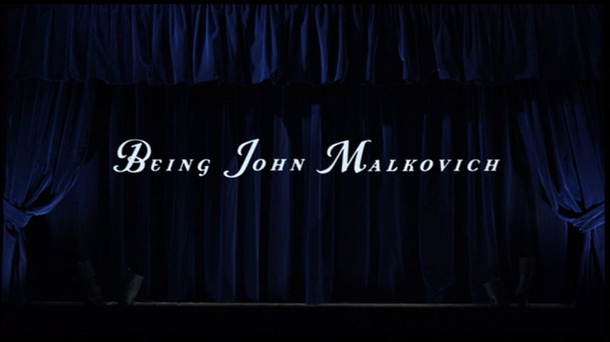Being John Malkovich (1999) DVD Menu