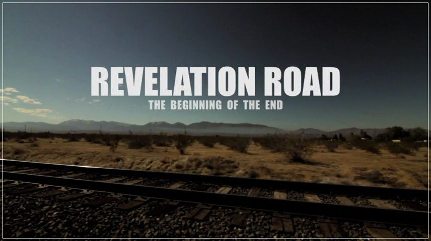 Revelation Road: The Beginning of the End (2013) DVD Menu