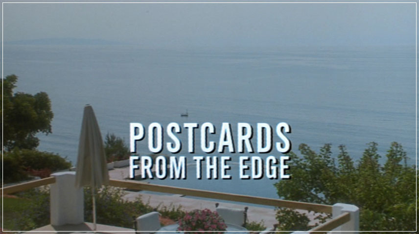 Postcards from the Edge (1990) DVD Menu