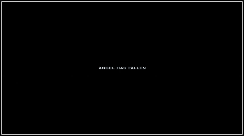 Angel Has Fallen (2019) DVD Menu