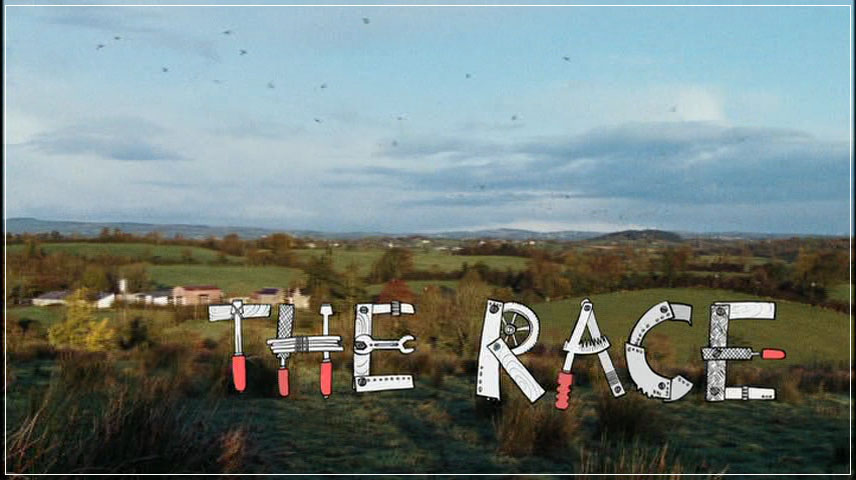 The Race (2009) DVD Menu